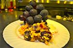 SAWA - 特大大粒葡萄とフリッター