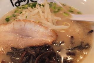 ばりきや 札幌駅前店 - ランチおすすめごはん定食 800円 ばりきめんのアップ 【 2013年11月 】