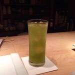 和乃匠 鷲北 - 緑茶ハイ