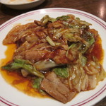菊華飲茶館 - 回鍋肉