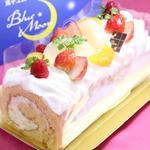 ブルームーン - 料理写真:★フルーツロール★