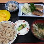 盛印盛岡青果食堂 - ニシン竜田500円