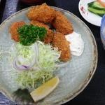 盛印盛岡青果食堂 - カキフライ500円