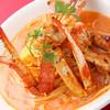 beri-zukafeemu - 料理写真:人気は『渡りガニのトマト仕立て』選べるランチは3種類