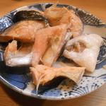 竹はる - 鮭の煮込み