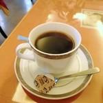 ラング・マハール - コーヒーを選択しました。