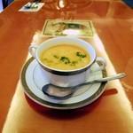 ラング・マハール - スープ。