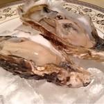 ヌーベル - 旬の牡蠣