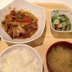 フェスティバル キッチン - ポークチャップ580円
