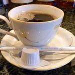 マリンナ - ホットコーヒー 苦味がなく酸味が強いタイプ♪