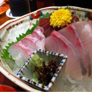 毎日市場から旬のお魚が入荷。