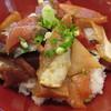 とびしま - 料理写真:680円『ヅケ丼』2013年10月吉日1日目