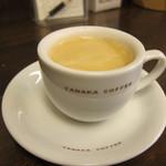 やなか珈琲店 - 本日のコーヒー