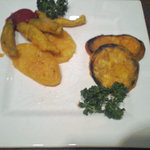 インド料理パラタ(野菜の天ぷら 4人分)