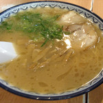 元祖赤のれん 節ちゃんラーメン - 2013.11.04 赤のれん ラーメン