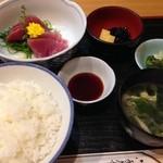 割烹 若竹 - 日替わり定食