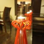 山田屋旅館 - 料理写真:食事処のインテリアがいい感じなんです。