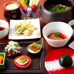 Japanese Vegetable House 菜 - 和菜コース