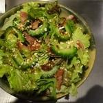 鉄板焼物 やちむん - やちむんサラダ
