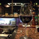 南海グリル 東店 - 赤ワイン