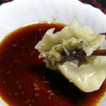 揚子江 - もっちり皮の餃子です