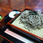 松代屋旅館 - 料理写真:蕎麦