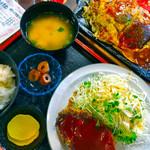 ドバイー - 両得定食 ドバイ 広島市中区千田町