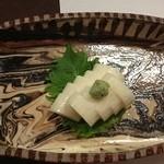 先斗町 たばこや - 山芋の漬物