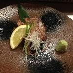 先斗町 たばこや - 近江牛の炙り焼き