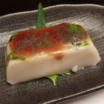 22359552 - 2013.11 ゴマ豆腐