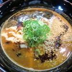 赤麺 梵天丸 - 梵天麺 激辛 750円