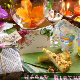 食材・調味料・店内の装飾品までもがアジア調達の本格アジア料理の専門店!