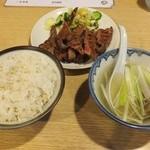 22362227 - 牛たん焼定食