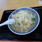 喜陽軒 - タンメン