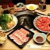 創旬 - 料理写真:しゃぶしゃぶ和牛彩りコース