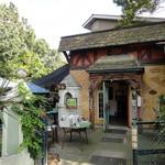 cafe KO-BA - 建物出入口