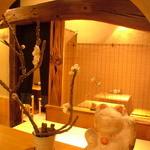 串焼き・魚 新宿宮川 - 新宿 宮川…ゆったりと寛げる