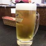 22367373 - ランチビール390円♪