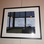NOSSA gallerybar&dining - アートに触れられます