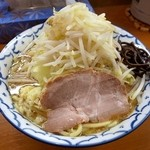 麺恋処 いそじ - いそじろう・中盛(690円)