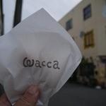 wacca - この日は曇り空です