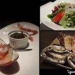 ほたる - ■本日のオードブル■有機野菜入り グリーンサラダ