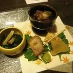 元 - 前菜①
