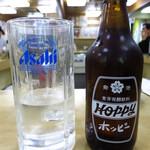 酒蔵お太幸 中央店 - ホッピー470円
