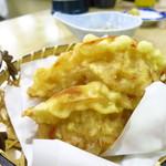 酒蔵お太幸 - 餃子の天ぷら390円