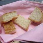 イルブッテロ - パン
