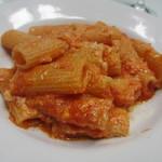 イルブッテロ - リガトーニ トマトソース