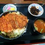 22374753 - 清須ワングランプリ出展料理・KK丼