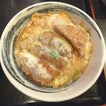 22375062 - カツ丼 550円