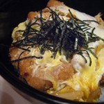 キッチン ダイシン - カツ丼